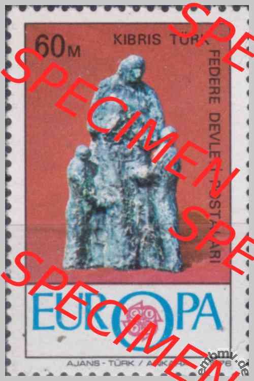 Symbol Der Marke Türkisch-zypern Cyprus Jahrgang 2015 Postfrisch/** Komplett Briefmarken Europa